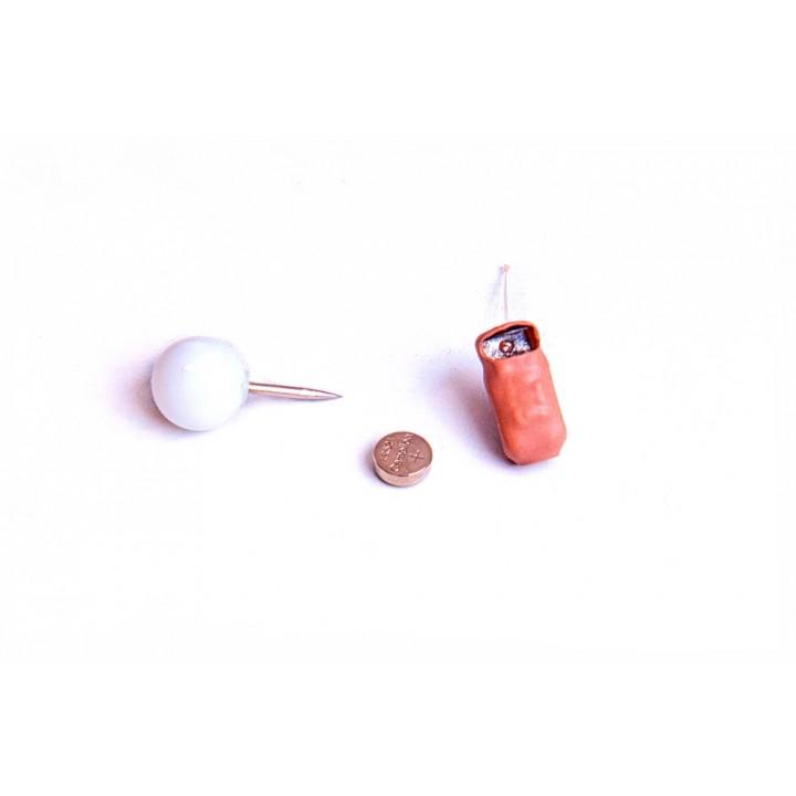 Микронаушник Agger капсула 10mm