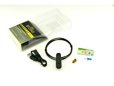 Инструкция к капсульному микронаушнику Bluetooth