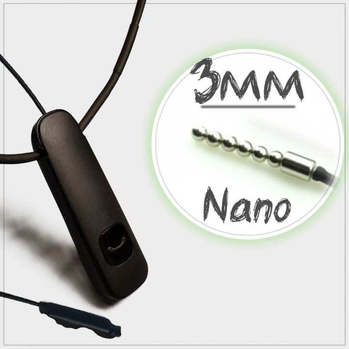 Аренда микронаушника Nano Bluetooth Plantronics