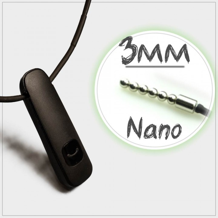 Микронаушник Nano Bluetooth Plantronics